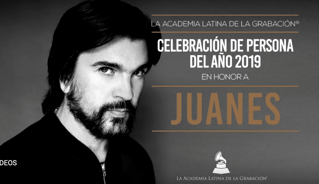 Person of the Year – Juanes